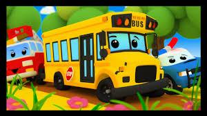 si e auto comptine les roues de l autobus comptines avec les voitures et les camions