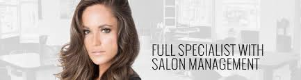 full specialist with salon management