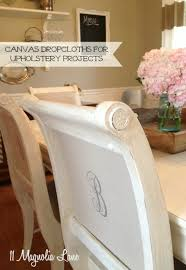how to use canvas painters u0027 drop cloths to decorate everywhere