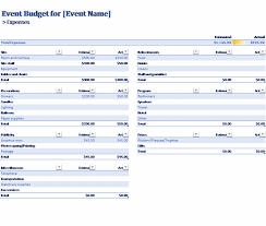 contoh format budget excel 28 images of corporate event budget template learsy com