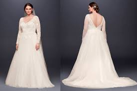 wedding dresses for the the best wedding dress for your type reader s digest