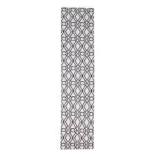 Flat Weave Runner Rugs 2 9 X6 Ivory Reversible Durie Kilim Woven Flat Weave Runner