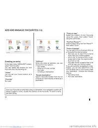 renault laguna 2013 x91 3 g carminat tomtom navigation owners manual