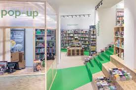 Architecture An Interior Design Blog Dedicated To Daily Bookstore Retail Design Blog