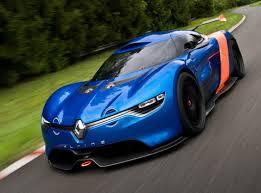 renault concept cars renault alpine a110 50 concept car 2012