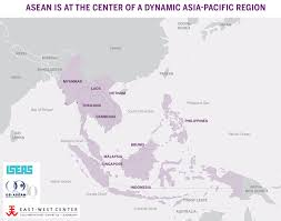 Pacific Region Map How Integrated Is Asean Apac One Asiapacific Security