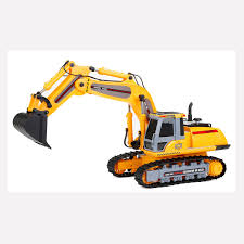 excavator halloween costume new bright remote control full function excavator