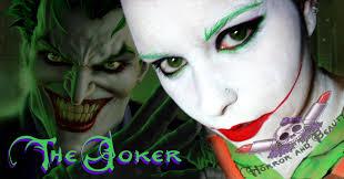 contagem regressiva para o halloween u2013 the joker u2013 horror and beauty