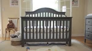 Davinci Kalani 4 In 1 Convertible Crib And Changer Combo by Davinci Jayden Baby Crib Video Youtube
