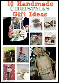 christmas gifts 10 10 inexpensive handmade christmas gifts a cultivated nest