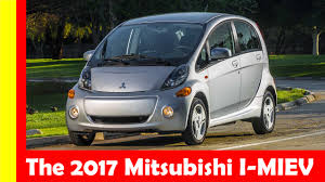 mitsubishi electric car the 2017 mitsubishi i miev is a four seat electric car that