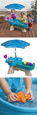 step2 spill splash seaway water table water toys 145993 step2 spill splash seaway water table includes