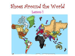 shoes around the world lesson 1 new project targets in sketchbook