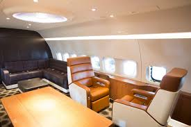 Private Jet Interiors Bbj Private Aircraft Interior Marc Newson Ltd