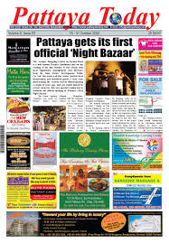 pattaya today volume 9 issue 3 by pattaya today issuu