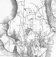 Seattle Premium Outlet Map Mckees Map Of 1894 North Seattle Jpg