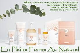 Meme Cosmetics - même cosmetics pour les femmes concernées par le cancer natooral