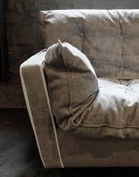 divani in piuma d oca baxter divano sorrento in pelle design di navone per baxter