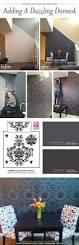 Damask Bedroom Decorating Ideas Best 25 Damask Wall Ideas On Pinterest Free Damask Pattern