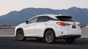 lexus rx 350 horsepower 2016 lexus rx 350 f sport wallpapers u0026 hd images wsupercars