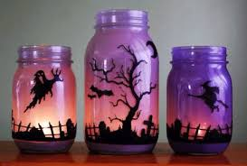 Halloween And Fall Decorations - gif halloween fall autumn witch candles ghost halloween