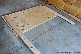 Headboard Ideas Wood by Plywood Headboard Diy Home Design Ideas