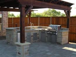 Patio Barbecue Designs Premier Grilling Outdoor Kitchen Experts Backyard Designs Frisco