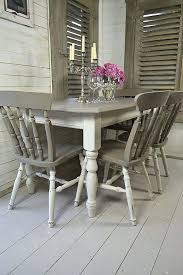 shabby chic kitchen table shabby chic chairs by kitchen table and dining tables home interior