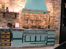 La Cornue Kitchen Designs by La Cornue Bleue Pièce