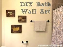 Bathroom Wall Decor Image Of Bathroom Wall Decor Ideas Granite