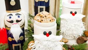 diy christmas cookie jars for christmas in july on hallmark u0027s home