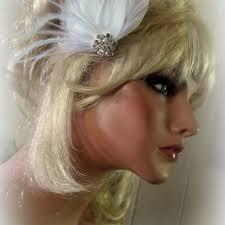 hair fascinator wedding bridal fascinator hair clip bridesmaids