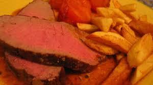 cuisiner un rosbeef rosbeef à la provençale recette par grain de sel et gourmandise com