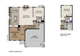 Mud Room Floor Plan Polm Companies Waugh Chapel Woods Community Homes In North Crofton