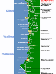 Maui Hawaii Map Top 10 Maui Beaches We Absolutely Loved Our Trip To Maui We