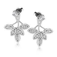 earring jackets dangle dressy dangle earring jackets by simon g teel s jewelry