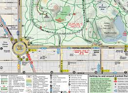 Map Central Park Central Park Nyc Topographic Map Map Gallery Cartotalk