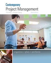 contemporary project management 3rd edition 9781285433356 cengage