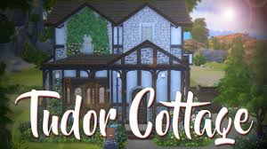 the sims 4 house building tudor cottage interior pt 2 2