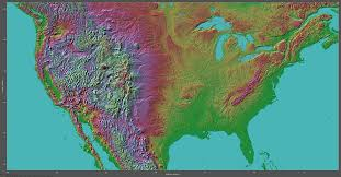 interactive color united states map us elevation map interactive big us color x thempfa org