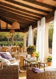 spanish design 30 lovely mediterranean outdoor spaces designs