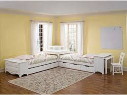 Store It Bed Corner Unit Sets Corner Beds With Table L Shaped Store It Bed Unit 16 Shelf
