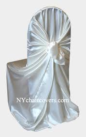 universal chair cover self tie chair covers universal wedding chair cover rentals ny
