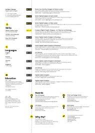 Graphic Design Resumes Samples by Graphic Design Resume Examples Photography Graphic Design Web
