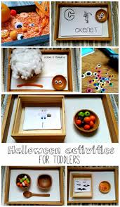 Free Printables For Halloween by Montessori Inspired Halloween Activities For Kids And Free Printables