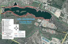 map of lakewood new jersey lake shenandoah fishing contest shoretv new jersey it