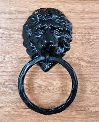 lion heads for sale lion door knocker door pull with hammered 5 dia ring