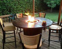 Wire Spool Table Custom Spool Table Diy Pinterest Backyard Pallets And Patios