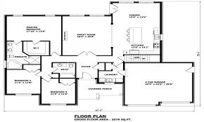 craftsman home floor plans pictures bungalow floor plans canada best image libraries