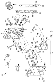 Baldwin Door Stops Patent Us8292336 Mortise Lock Assembly Google Patents